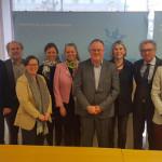 Konstruktiver Meinungsaustausch zwischen RegierungsvertreterInnen und Votum Klima zur Investitionspolitik der staatlichen Fonds