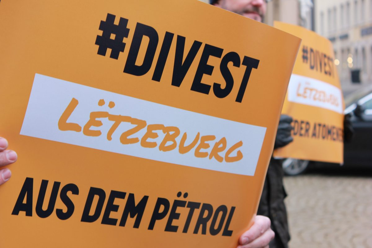 Irland beschließt Divestment aus fossilen Energien – Wann folgt endlich Luxemburg?